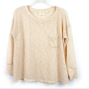 Maeve | Boxy Pullover Knit Lightweight Sweater